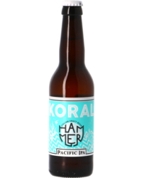 Bottled beer - Hammer Koral