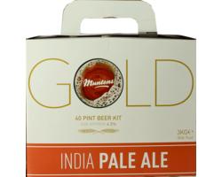 Kit à bière - Kit à bière Muntons Gold India Pale Ale