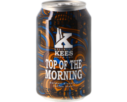 Bouteilles - Kees Top of the Morning - Canette