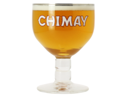 Bierglazen - Chimay glas - 33 cl