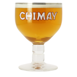 Beer glasses - Chimay 33cl glass