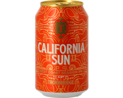 Bouteilles - Thornbridge California Sun