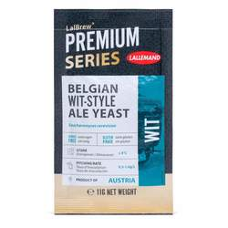 Levures de brasserie - Lallemand LalBrew levure à bière Belgian Wit-Style Ale - 11 g