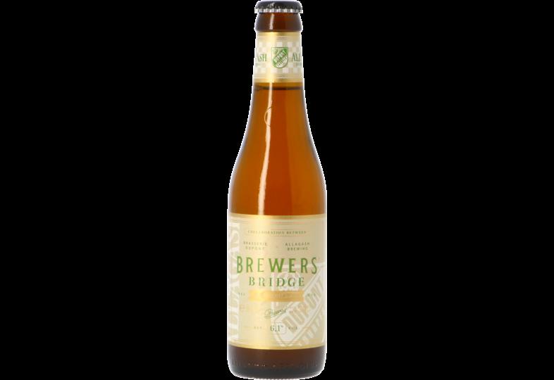Bottled beer - Dupont & Allagash Brewer's Bridge