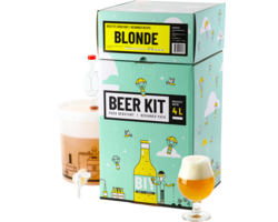 Kit de bière tout grain - Beer Kit Beginners: Blonde