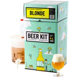 All-Grain Bier Kit - Bierbrouwpakket Beginners- Blond bier