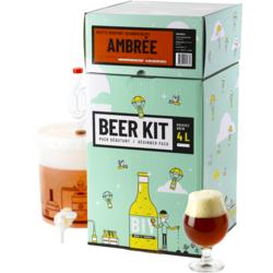 All-Grain Beer Kit - Beer Kit Débutant Ambrée