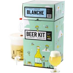 Kit à bière tout grain - Beer Kit Débutant Bière Blanche