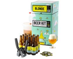 Moutpakket - Bierbrouwpakket Beginners Compleet- Blond bier