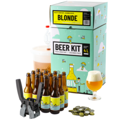All-Grain Bier Kit - Bierbrouwpakket Beginners Compleet- Blond bier