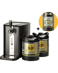 Beer dispensers - Party Pack PerfectDraft Leffe + 1 fût Tripel Karmeliet