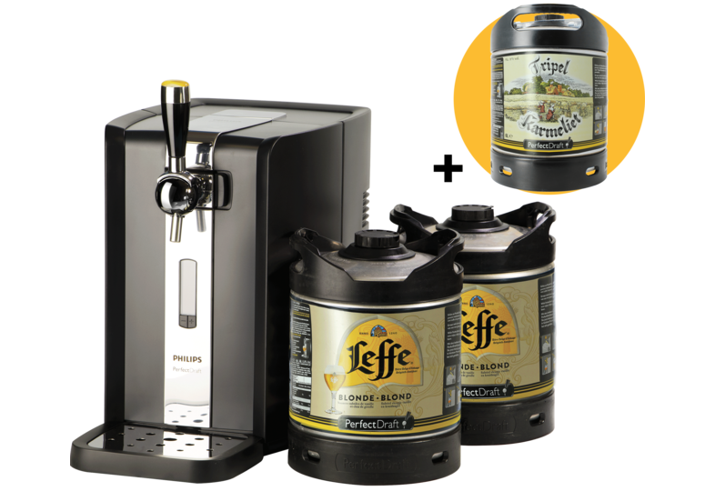Beer dispensers - Leffe/Karmeliet PerfectDraft pack