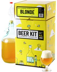 Kit de bière tout grain - Beer Kit Intermedio - Cerveza rubia