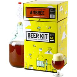 Kit à bière tout grain - Beer Kit Intermédiaire Bière Ambrée