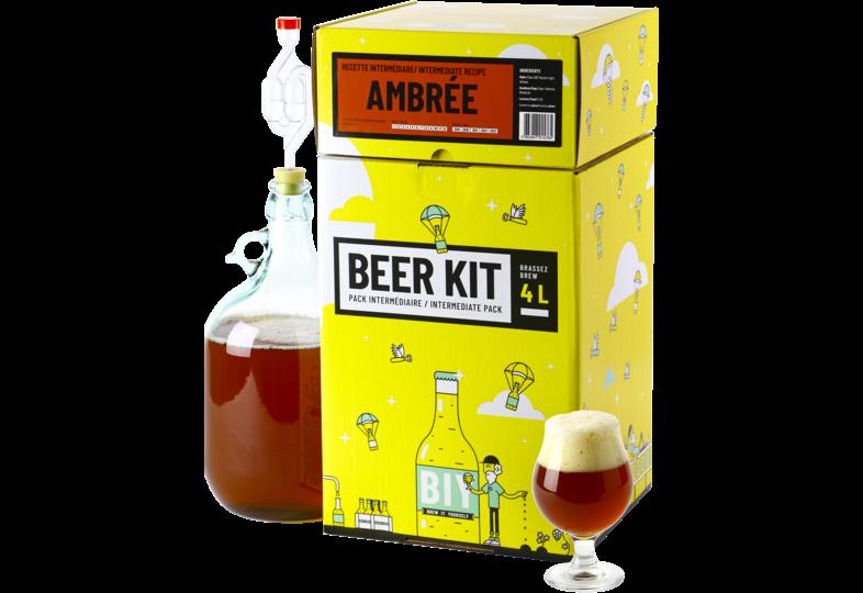 Moutpakket - Beer Kit gevorderden Amberbier