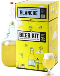 Kit à bière tout grain - Beer Kit Intermédiaire Bière Blanche