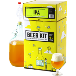 Vollkornbier-Kit - Beer Kit Intermédiaire IPA