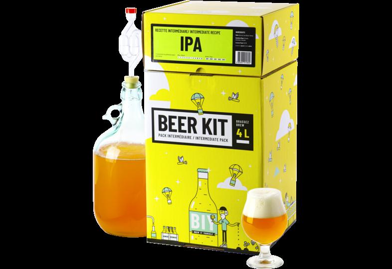 Kit de bière tout grain - Beer Kit Intermédiaire IPA