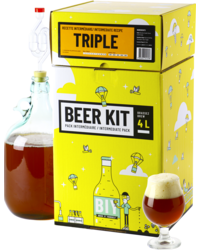 Moutpakket - Beer Kit gevorderden: Triple