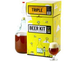 Kit à bière tout grain - Beer Kit Intermédiaire Bière Triple