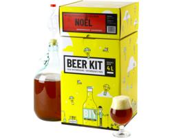 Kit à bière tout grain - Beer Kit Intermédiaire Bière de Noël