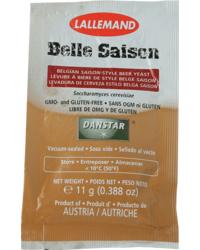 Levures de brasserie - Levure Lallemand Belle Saison 11g