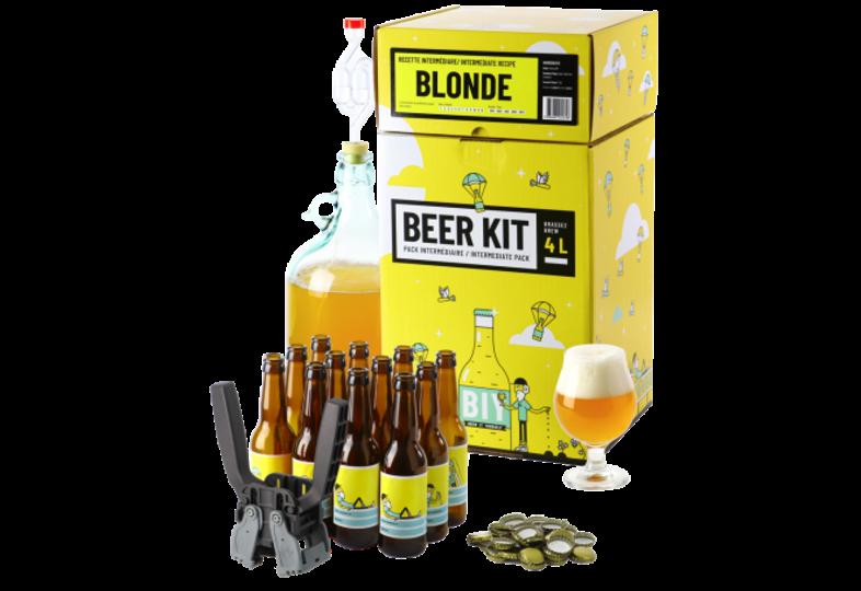 All-Grain Beer Kit - Complete Beer Kit, I brew a blond beer