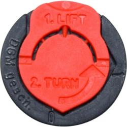 Brewing Accessories - Plastic Mini Keg Vent Bung