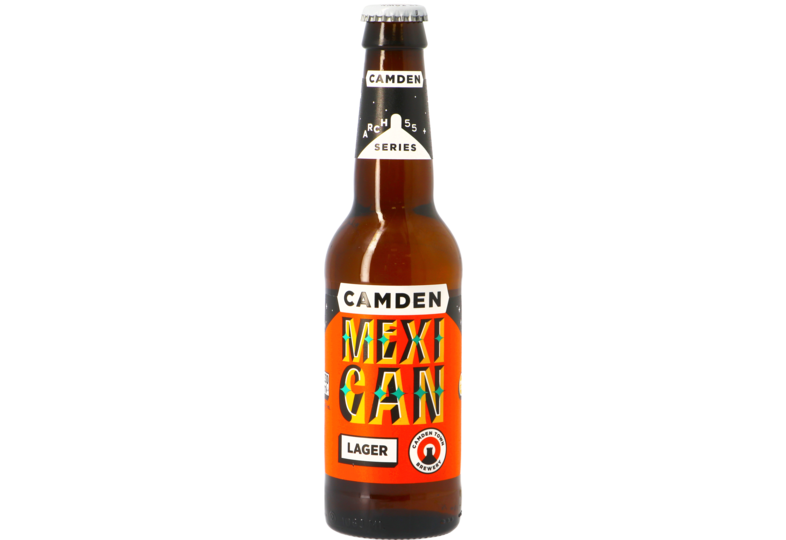 Bottiglie - Camden Mexican Lager