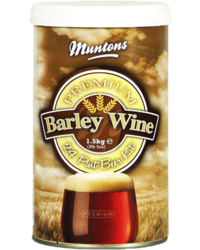 Starterspakket - Bierpakket Muntons Barley Wine