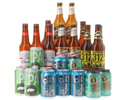 Flessen - HOPTS goed doordrinkbare bier pack