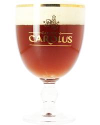 Biergläser - Glas Gouden Carolus - 25 cl
