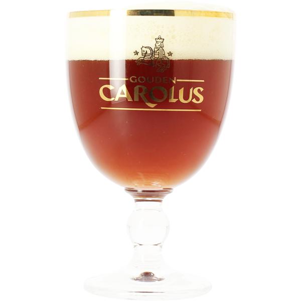 Gouden Carolus 25cl glass
