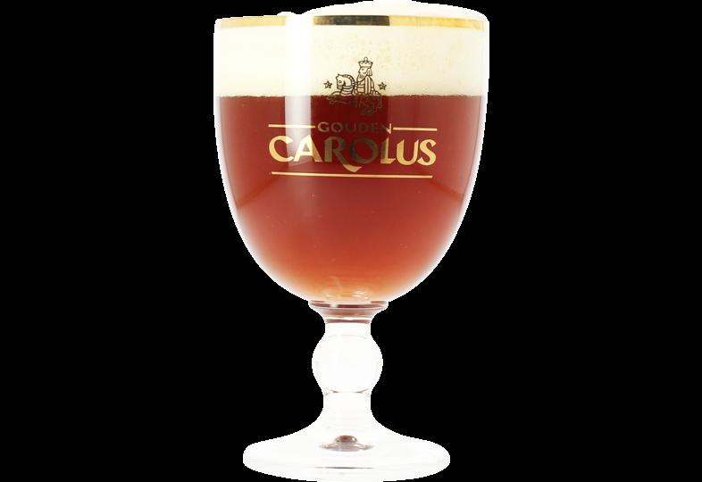 Verres à bière - Verre Gouden Carolus - 25 cl