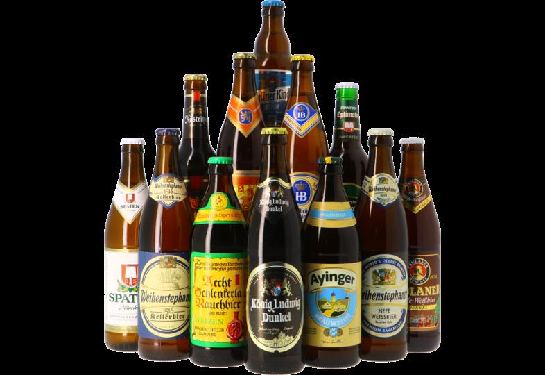 Accessori e regali - Cofanetto Birre tedesche