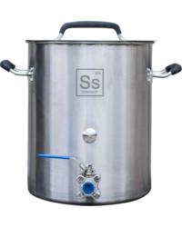 Accessoires du brasseur - 5.5 gallons Ss Brew Kettle - Cuve de brassage 20 L Ss Brewtech