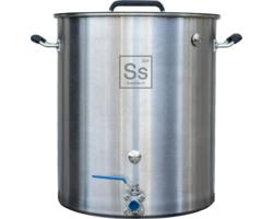 Accessoires du brasseur - 15 gallons Ss Brew Kettle - Cuve de brassage 55 L Ss Brewtech