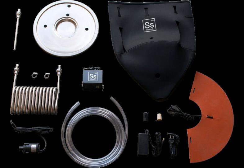 Accessoires du brasseur - FTSs² Chilling & Heating - 7 gal Chronical - Ss Brewtech
