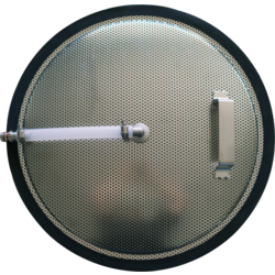 Accessoires du brasseur - False Bottom - Domed for Brew Kettle 10 gallons - Fond filtrant 35 L Ss Brewtech