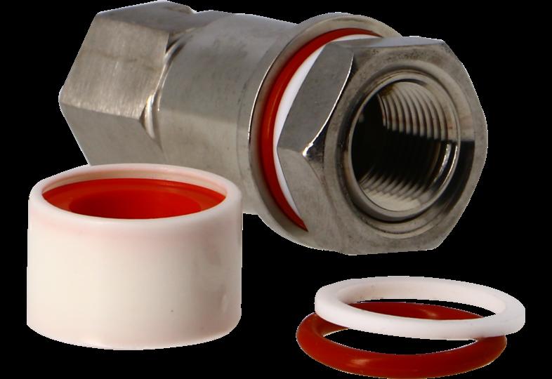 Accessoires du brasseur - Whirlpool - Kit for Standard Kettle w/ Bulkhead - Ss Brewtech