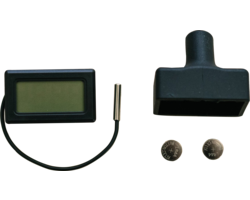 Outils de mesure - Thermometer - LCD Temp Display Module Celcius - Ss Brewtech