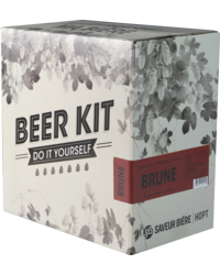 Brassage - Beer Kit, je brasse une brune