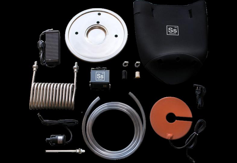 Accessoires du brasseur - FTSs² Chilling & Heating 7 gal for Brew Bucket - Ss Brewtech