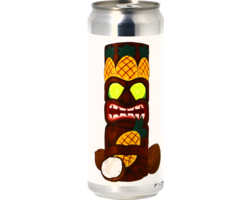Bottled beer - Brewski / Celebral - Tiki Tiki