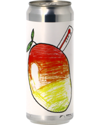 Flessen - Brewski Mangofeber DIPA - Canette