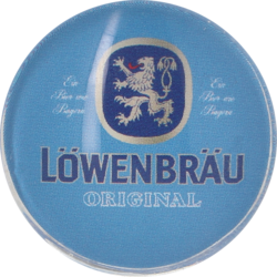 GESCHENKE - Magnet Lowenbrau