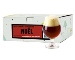 Kit à bière tout grain - Recette Bière Noël - Recharge pour Beer Kit Confirmé