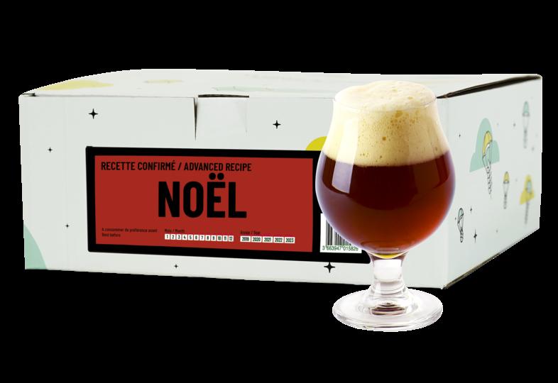 Kit de bière tout grain - Recette Bière Noël - Recharge pour Beer Kit Confirmé