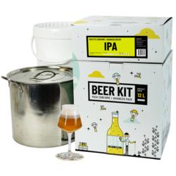 Kit de bière tout grain - Beer Kit Confirmé, je brasse une bière IPA