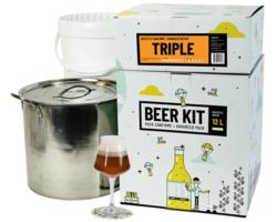 Kit de bière tout grain - Beer Kit Confirmé, je brasse une bière triple